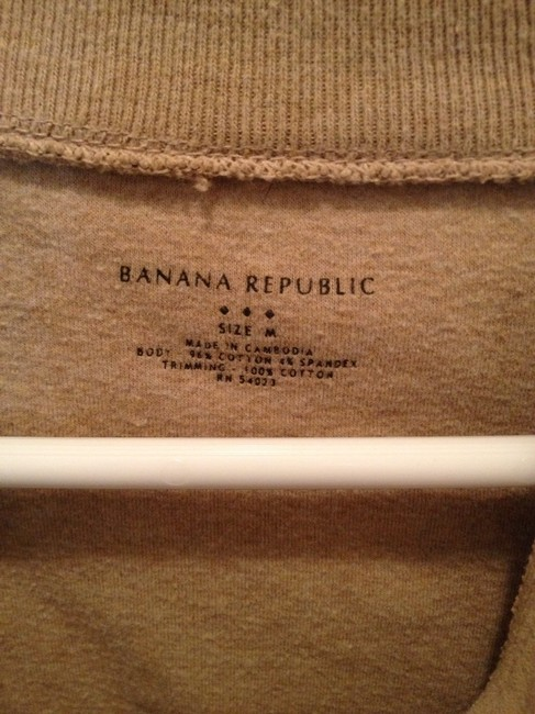 Banana Republic Nautical Pockets Sweater