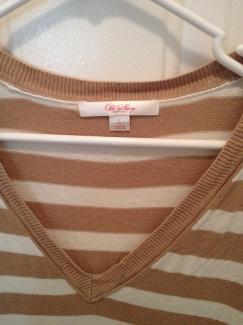 Old Navy Strip Striped Nautical Sweater Image 1