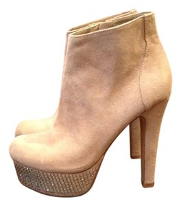 Steve Madden Nude Boots