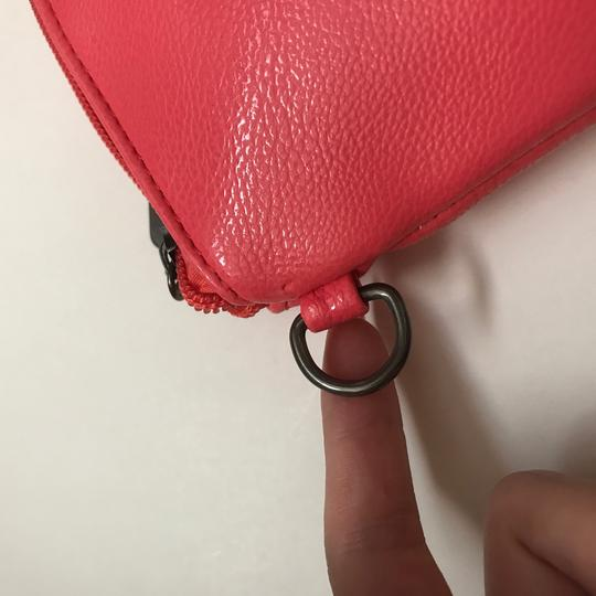 Private Edgy Gunmetal Ox Skull pink Clutch Image 3