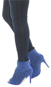 Cape Robbin Royal Blue Boots
