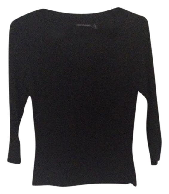 Preload https://item3.tradesy.com/images/the-limited-black-stret-stretchy-sweaterpullover-size-6-s-800787-0-0.jpg?width=400&height=650