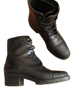 iPANEMA Leather Leather Black Boots