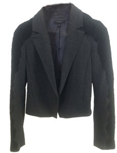 Ann Taylor Dark grey & black Blazer