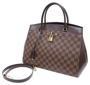 Louis Vuitton Damier Rivoli Mm Damier Handbag Damier Damier Rivoli Damier Cross Body Bag