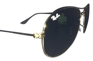 Ray-Ban BRAND NEW RAY BAN SUNGLASSES! COCKPIT RB 3362 001 GOLD