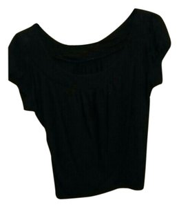 No Boundaries Top Black