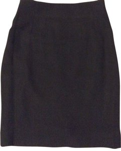 Liz Claiborne Skirt Black