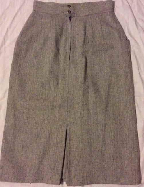 Liz Claiborne Skirt Gray