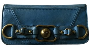 Juicy Couture Tiffany dark blue Clutch