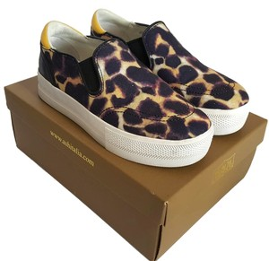 Ash Cheetah Print Athletic