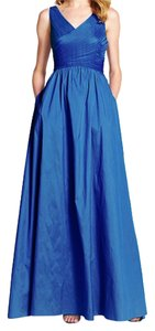 Adrianna Papell Ball Gown Empire Waist Dress