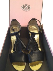 Juicy Couture Black/gold Formal