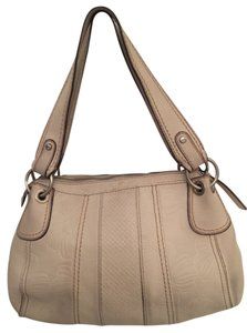 Fossil Handbags Totes Woman Stuff Satchel in Dirty off white