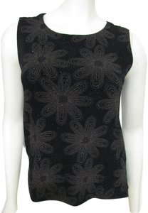 Chico's Chicos Travellers Stretch Top black