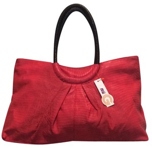 Nu G Tote in Scarlet Red