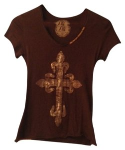 Hester and Lizzie T Shirt brown