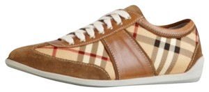 Burberry Tan Athletic