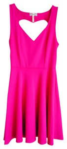 Kirra short dress Pink on Tradesy