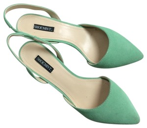 Shoemint Mint Pumps
