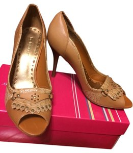 BCBGirls Tan Pumps