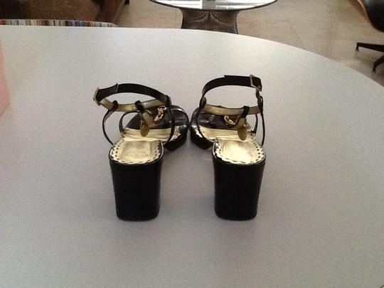 Juicy Couture Black Sandals Image 1