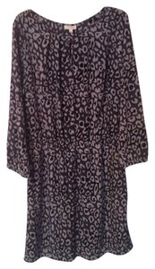 Britt Ryan short dress Grey Cheetah on Tradesy