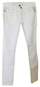 Vanilla Star Skinny Jeans-Light Wash