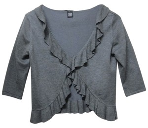89TH & Madison & Ruffle Cardigan