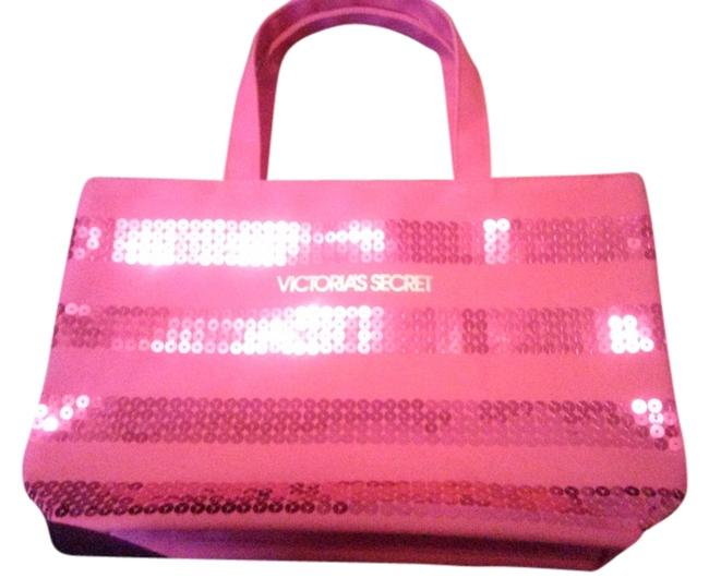 Item - Pink. Sequence Cotton Tote