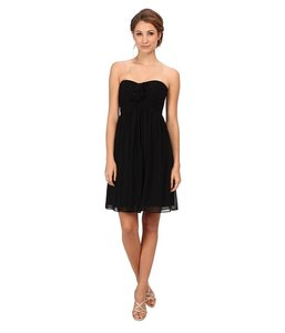 Donna Morgan Black Hallie Dress