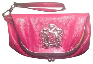 Guess Pink Clutch