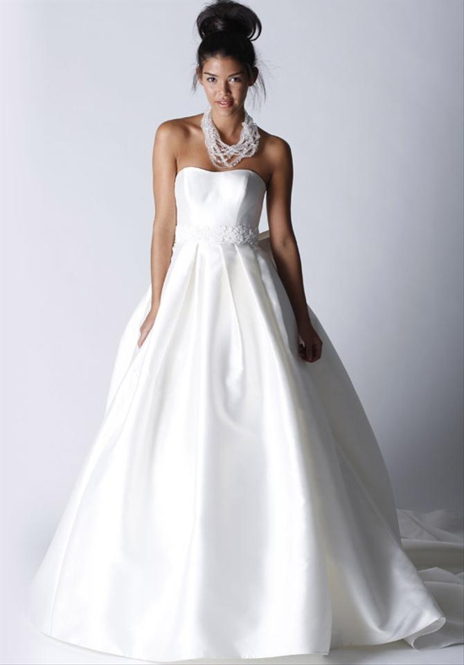 Priscila of boston wedding dresses bridesmaid dresses for Discount wedding dresses boston