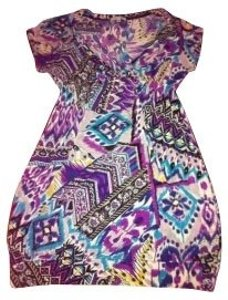 Velvet Touch short dress Multi on Tradesy