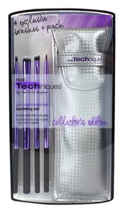 Real Techniques NWT Real Techniques Collector's Edition Eyelining Set