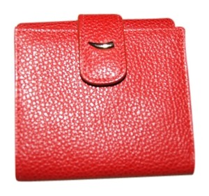 Other Tusk Small Red French Wallet