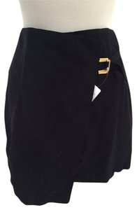 Reiss Mini Skirt black