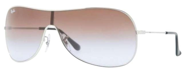 Ray-Ban White Rb3211 Sunglasses Ray-Ban White Rb3211 Sunglasses Image 1