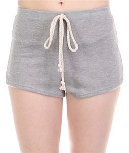 Honey Punch Mini/Short Shorts Gray