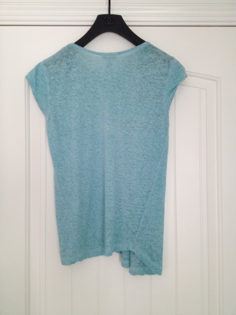 Joie T Shirt Turquoise