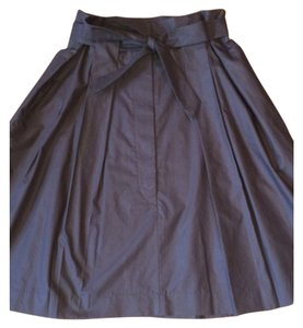 Banana Republic Skirt Brown Slate