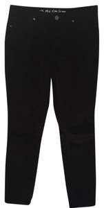 Victoria's Secret Skinny Pants Blac