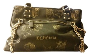 BCBGMAXAZRIA Chains Shoulder Bag