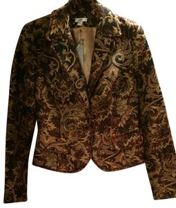 Cache Multiprinted Jacket