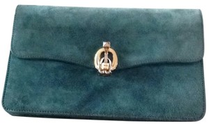 Gucci Green Clutch