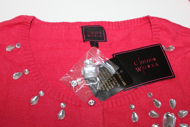 Colour Works Button Down Shirt SALMON