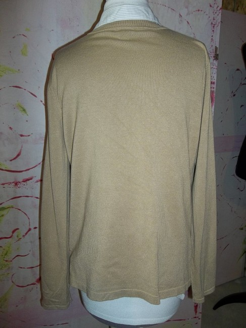 George Lightweight Long Sleeve Knit Sweater