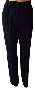 Liz Claiborne Trouser Pants Navy