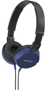Sony Brand New Sony MDRZX100 ZX Series Stereo Headphones (Blue) & (Black)