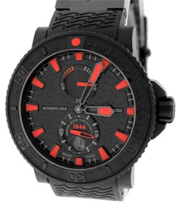 Ulysse Nardin Ulysse Nardin Maxi Marine Diver Black Sea 45mm Automatic Chronometer